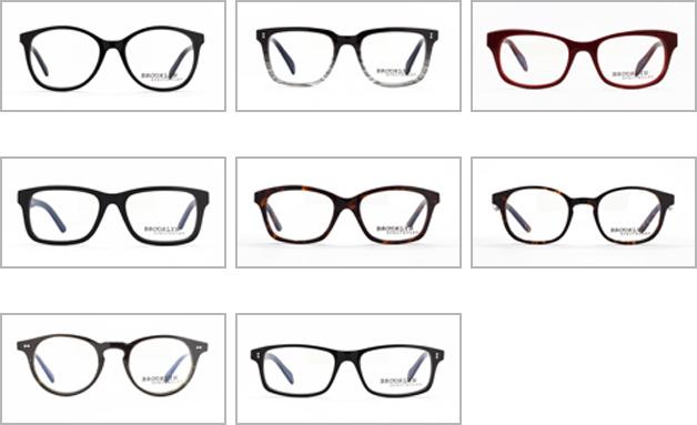 brooklyn spectacles designer eyeglass frames